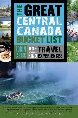Great Central Canada Bucket List book