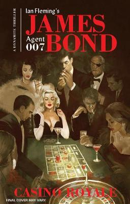 James Bond: Casino Royale by Ian Fleming
