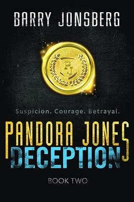 Pandora Jones: Deception book