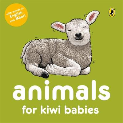 Animals for Kiwi Babies book