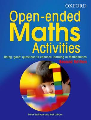 Open Ended Maths Activities book