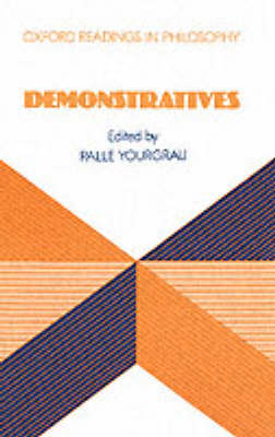 Demonstratives by Palle Yourgrau