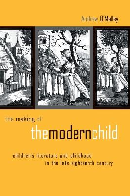 Making of the Modern Child book