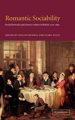 Romantic Sociability by Gillian Russell