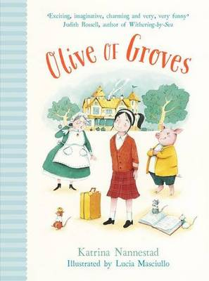 Olive of Groves book