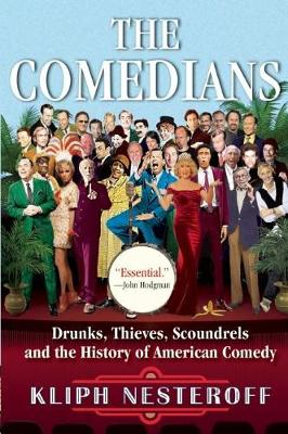 The Comedians by Kliph Nesteroff
