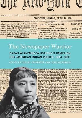 The Newspaper Warrior by Sarah Winnemucca Hopkins