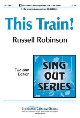 This Train! by Russell Robinson