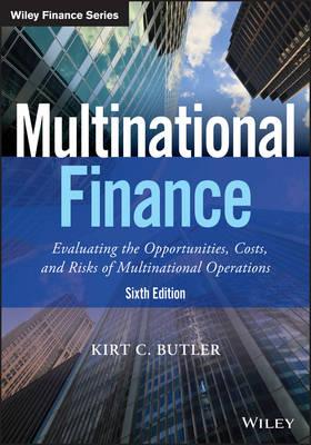 Multinational Finance by Kirt C. Butler