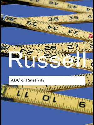 ABC of Relativity by Bertrand Russell