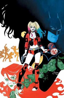 Harley Quinn The Rebirth Deluxe Edition Book 1 (Rebirth) by Amanda Conner