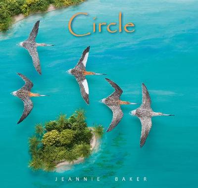 Circle (Big Book) by Jeannie Baker