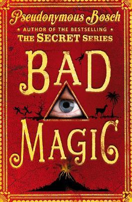 Bad Magic book