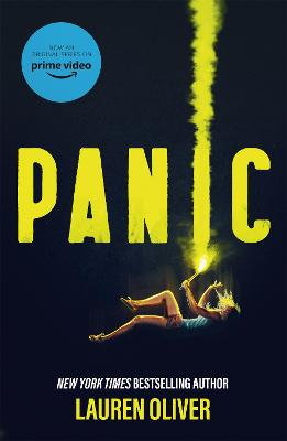 Panic: A major Amazon Prime TV series book