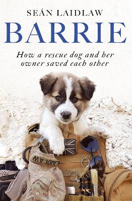Barrie: How a rescue dog and her owner saved each other by Sean Laidlaw