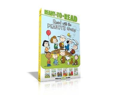 Read with the Peanuts Gang by Charles M. Schulz