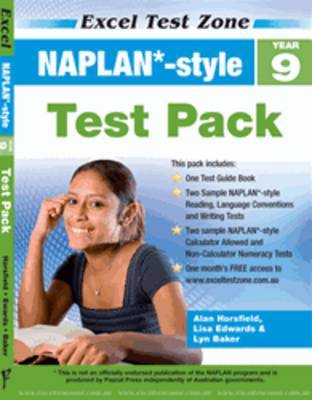 NAPLAN-style Test Pack - Year 9 by Lyn Baker