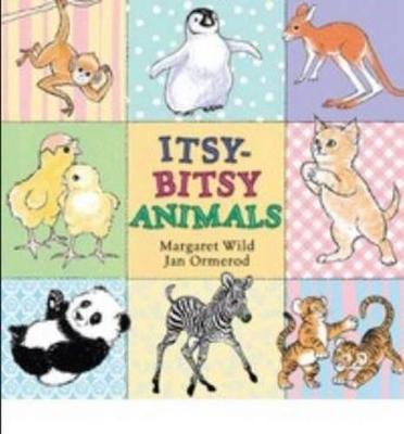 Itsy-Bitsy Animals book