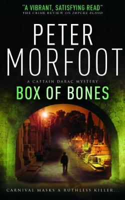 Box of Bones (a Captain Darac Novel 3) book