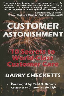 Customer Astonishment by Darby Checketts