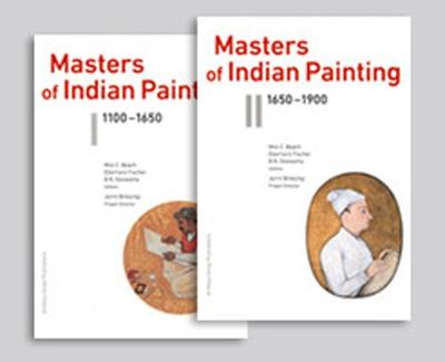 Masters of Indian Painting by B.N. Goswamy