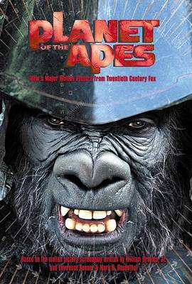 Planet of the Apes Movie Novel Ya by Tim Burton
