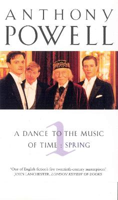 Dance To The Music Of Time Volume 1 book