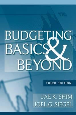Budgeting Basics and Beyond book