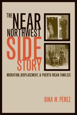 Near Northwest Side Story book