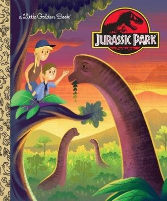 Jurassic Park Little Golden Book (Jurassic Park) by Arie Kaplan