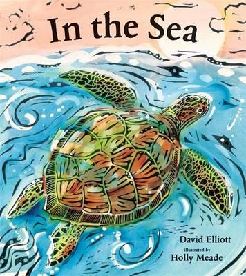In the Sea book