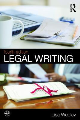 Legal Writing book