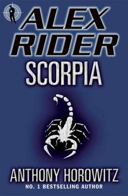 Alex Rider Bk 5: Scorpia book