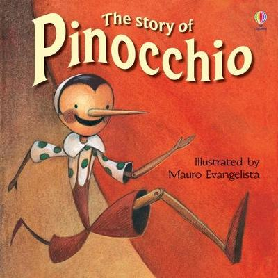 Story of Pinocchio book