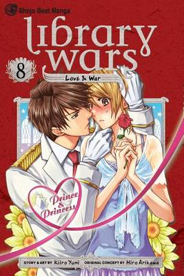 Library Wars: Love & War, Vol. 8 by Kiiro Yumi