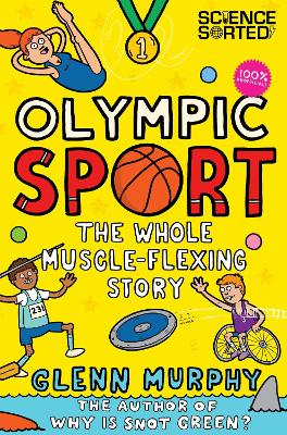 Olympic Sport: The Whole Muscle-Flexing Story book