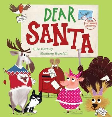 Dear Santa book
