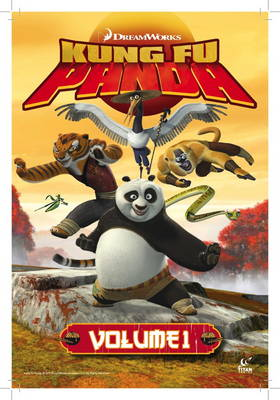 Kung Fu Panda by Simon Furman
