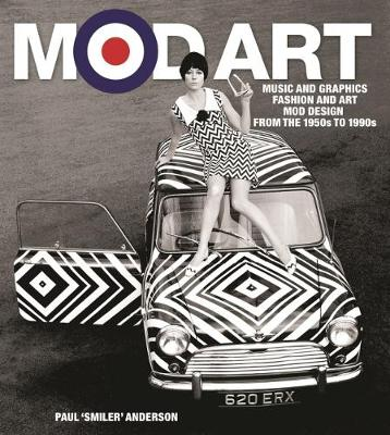 Mod Art by Paul Anderson