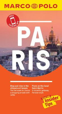 Paris Marco Polo Pocket Travel Guide - with pull out map by Marco Polo
