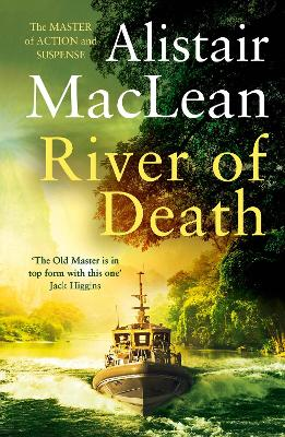 River of Death book