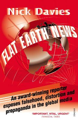 Flat Earth News book