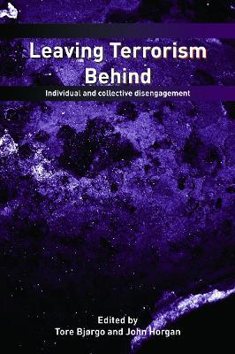 Leaving Terrorism Behind book