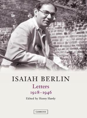 Isaiah Berlin: Volume 1 by Isaiah Berlin