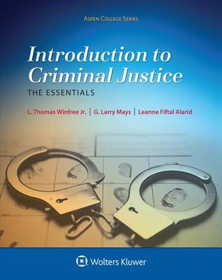 Introduction to Criminal Justice by L Thomas Jr