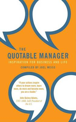 Quotable Manager book