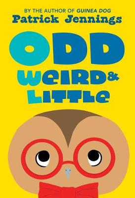 Odd, Weird & Little book
