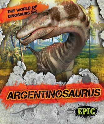 Argentinosaurus book