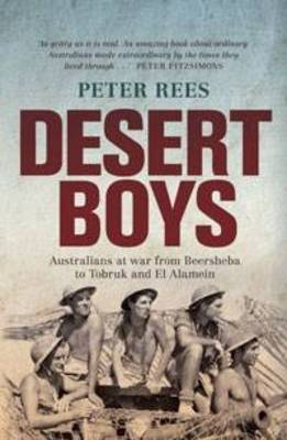 Desert Boys book