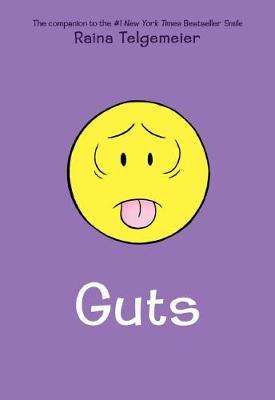Guts by Raina Telgemeier